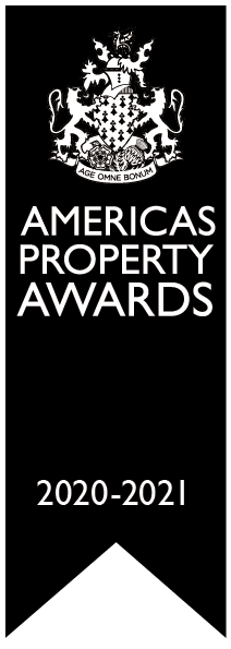 Asia Pacific Property Awards Ribbon